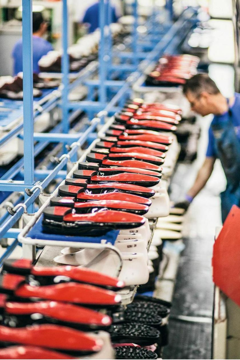 chaussures de séparation 94022 3d3ec Christian Louboutin : les secrets de fabrication de la ...