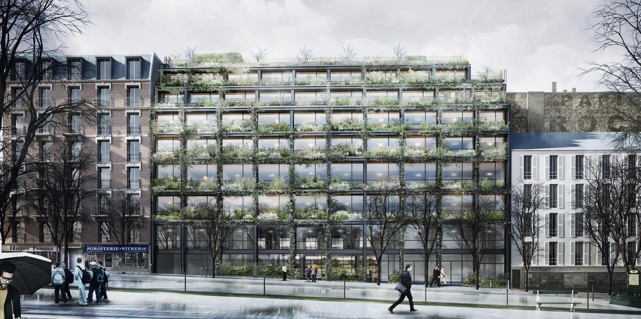 En Photos Les Dix Projets Hôteliers Les Plus Fous Qui Vont