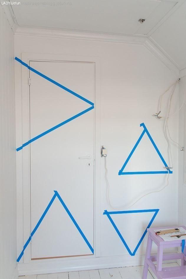 En Images Jouez Avec La Peinture Créez Votre Mur