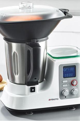 Aldi Thermomix Klon Ambiano Kuchenmaschine Mit Kochfunktion Wieder Da