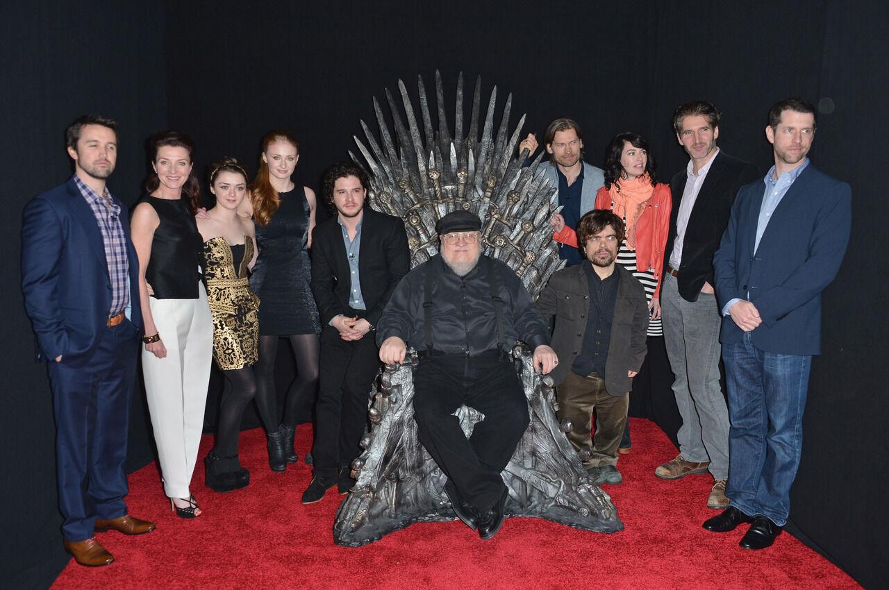 Game Of Thrones George R R Martin Le Roi Qui Veut
