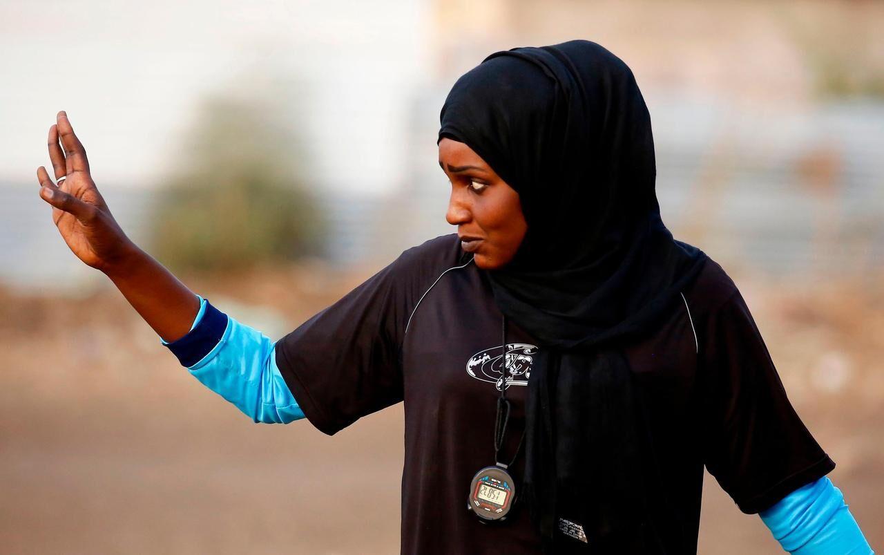 Au Soudan, la première femme coach d'un club de foot