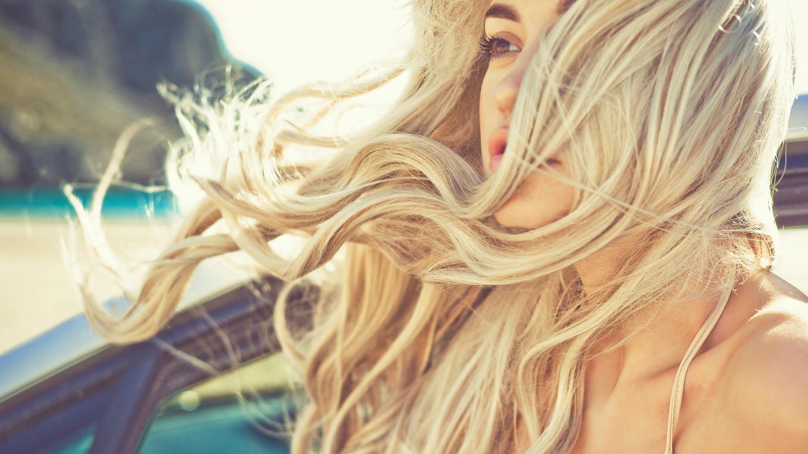 Haare Aufhellen Diese Methoden Zaubern Ihnen Eine Strahlende Mähne