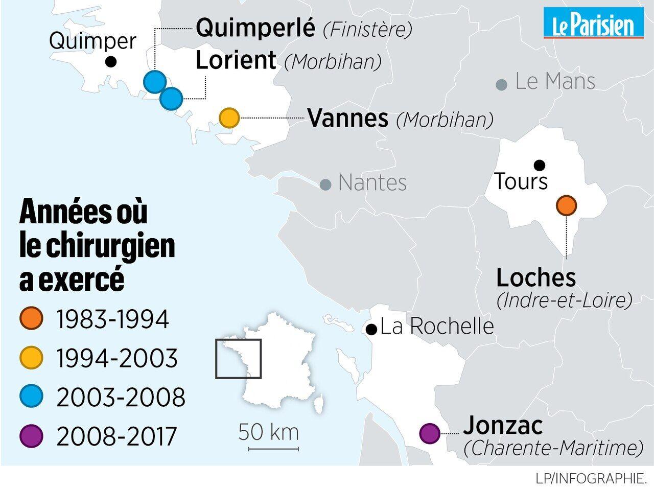 L Effroyable Parcours De Joel Le Scouarnec Chirurgien Pedophile Aux Plus De 250 Victimes Potentielles Le Parisien
