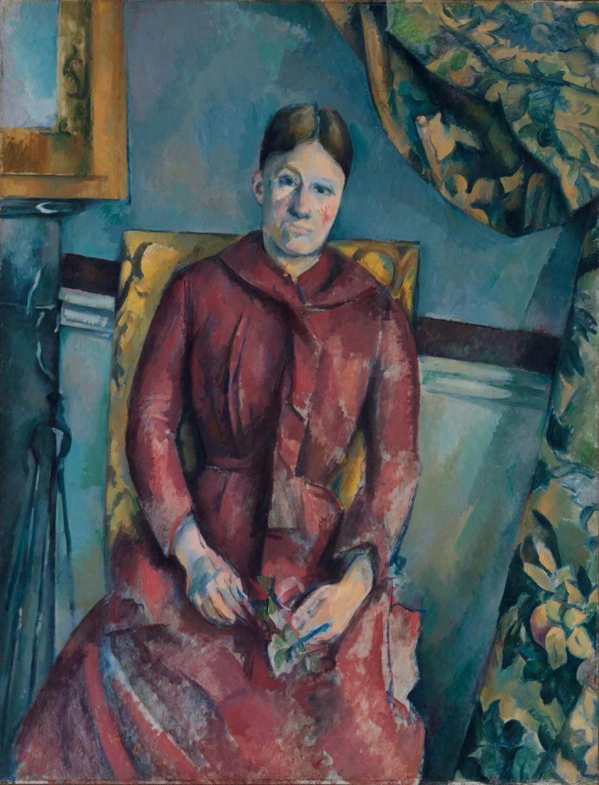 L Autre Visage De Cezanne Expose Au Musee D Orsay Le Parisien
