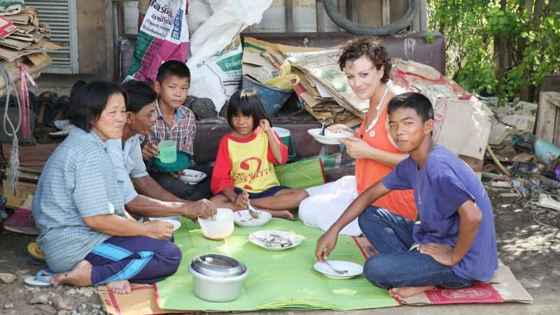 Miriam Pielhau Projekt 2009 Thailand