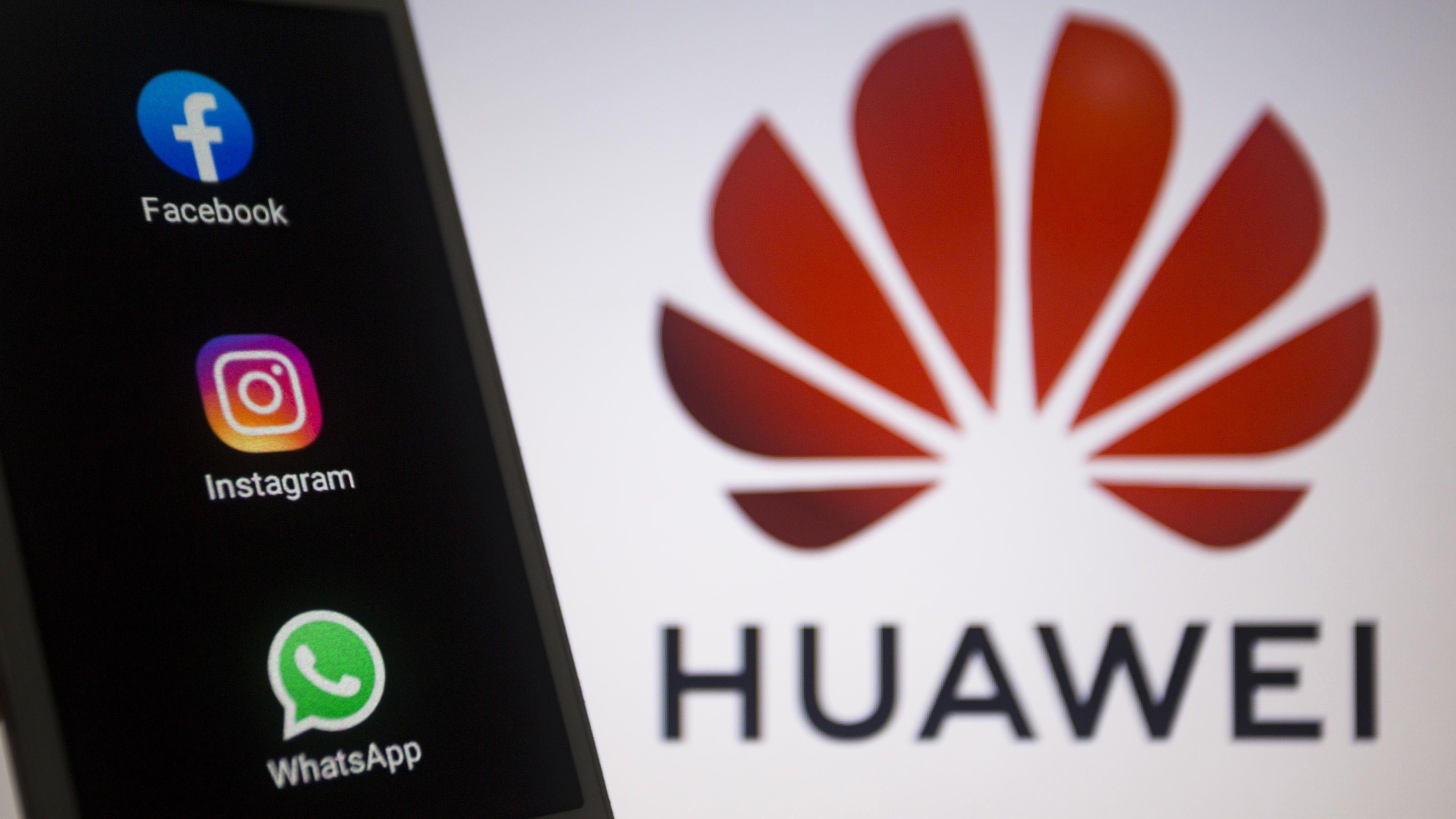 Huawei Klärt Auf Diese Geräte Unterstützen Facebook