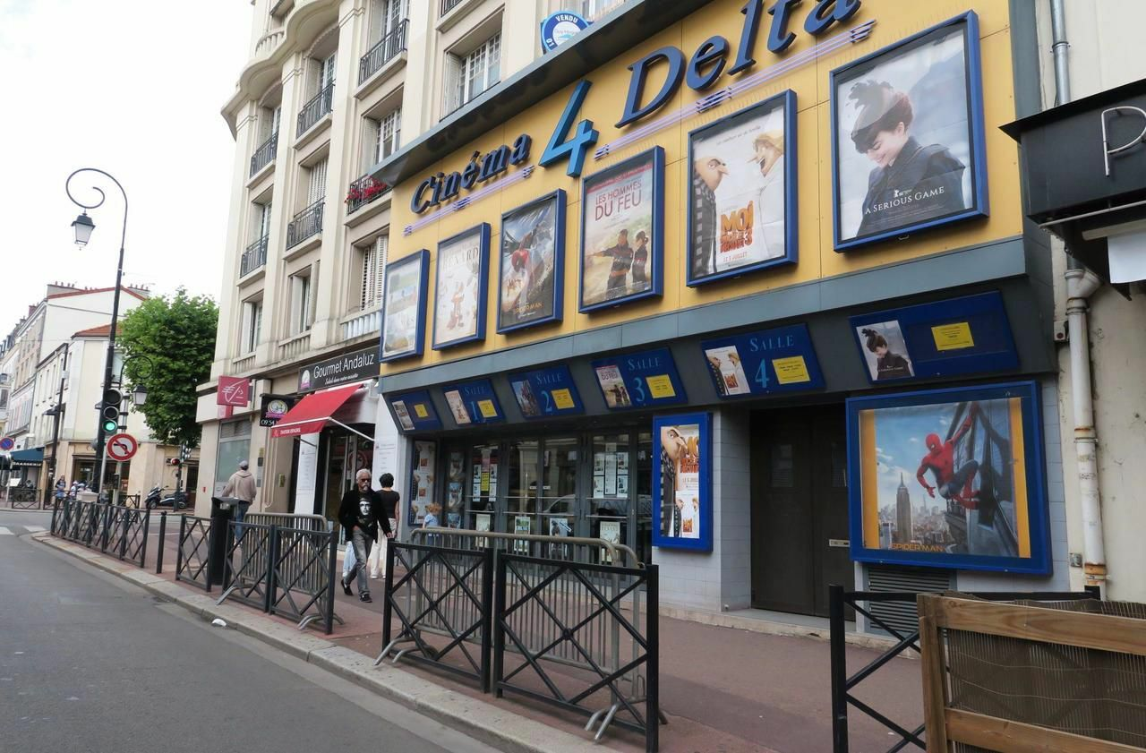 Saint-Maur : la ville rachète le cinéma 8 Delta de la Varenne - Le