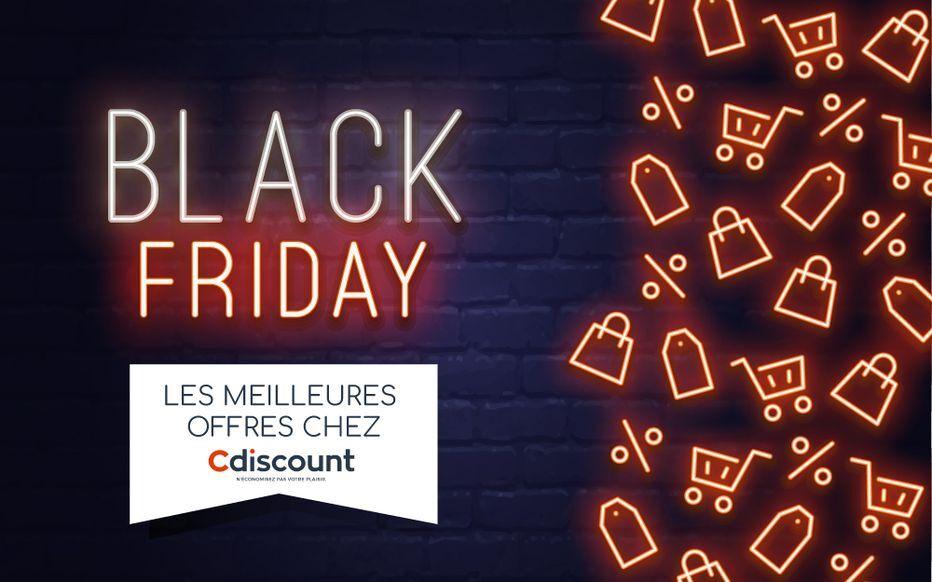 Black Friday Cdiscount : où sont les meilleures offres en