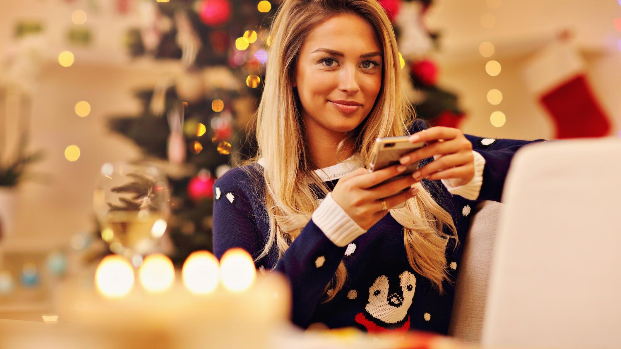 Lustige Weihnachtsgrüße Verschicken.Die Schönsten Weihnachtssprüche Für Ihre Whatsapp Nachricht