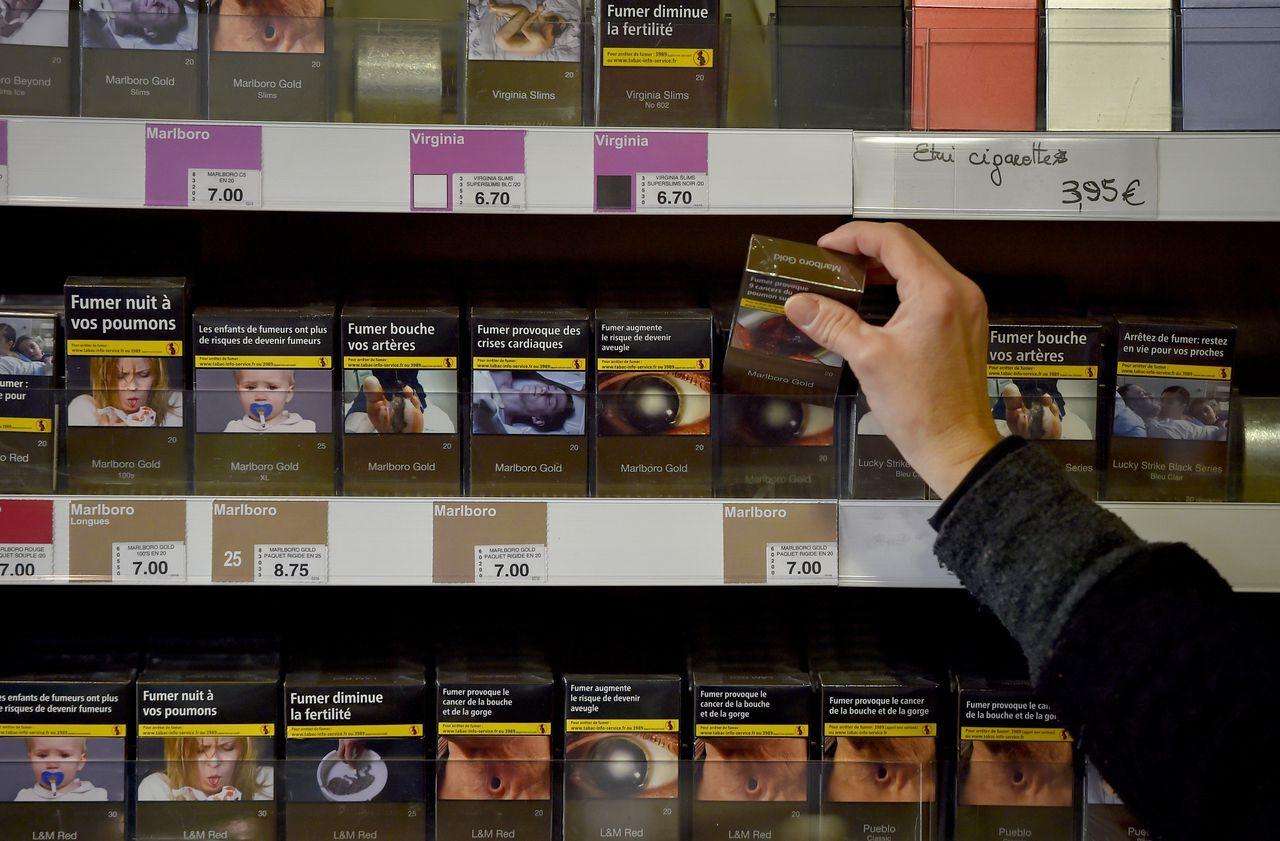 Tabac Le Prix Du Paquet Va Augmenter D Au Moins 50 Centimes Des Le 1er Mars Le Parisien