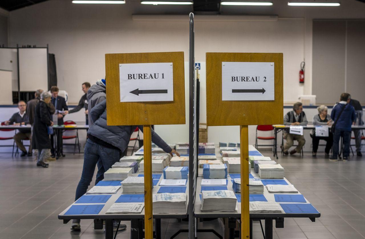 Coronavirus Et Municipales A Quoi Pourrait Ressembler Votre Bureau De Vote Le Parisien