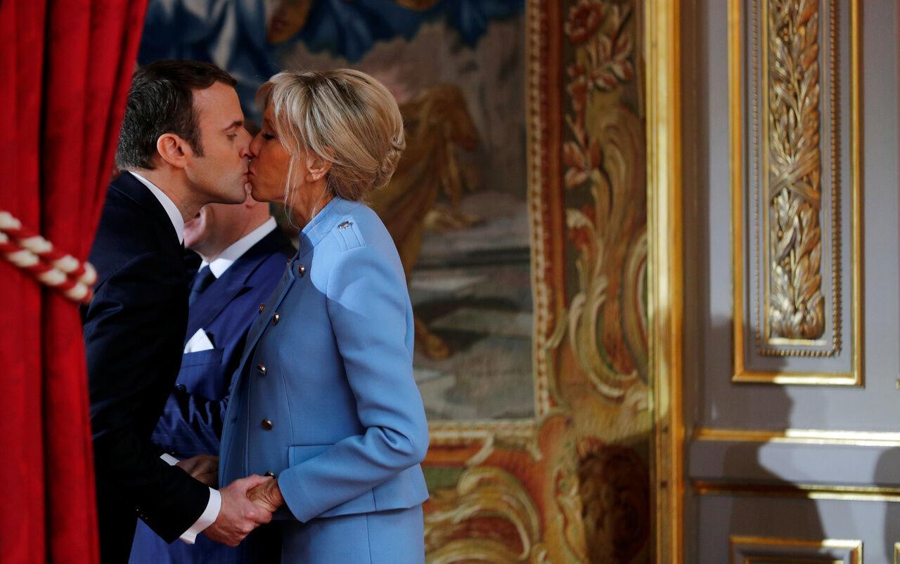 Qui Est Vraiment Madame La Presidente Enquete Sur Brigitte Macron Le Parisien