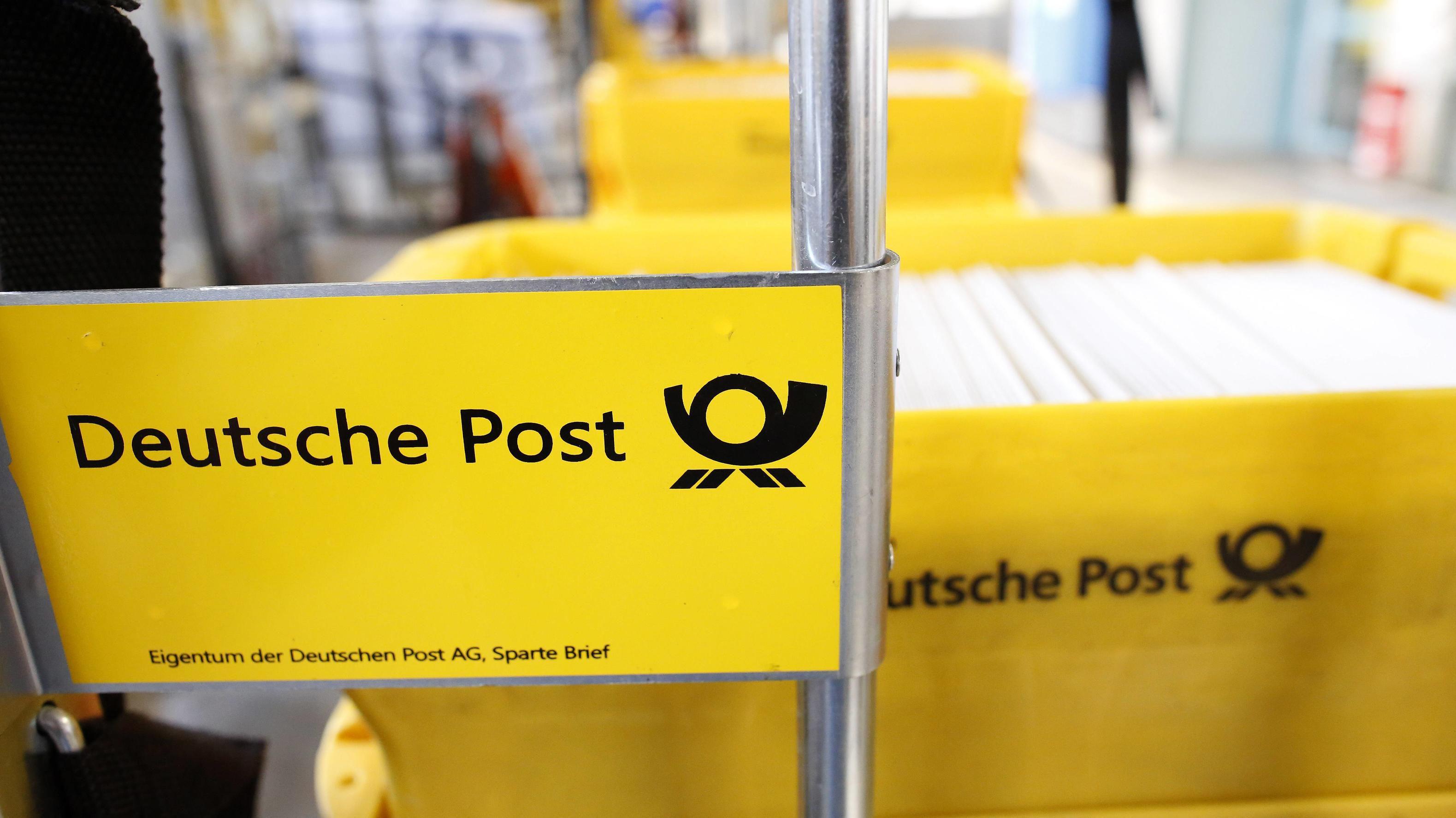 Briefe Bald Wieder Teurer Deutsche Post Soll Portoerhöhung Planen