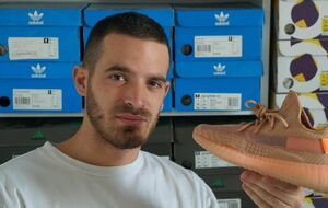 Sneakers Event à Paris : Jeremy, l'homme aux 400 paires de