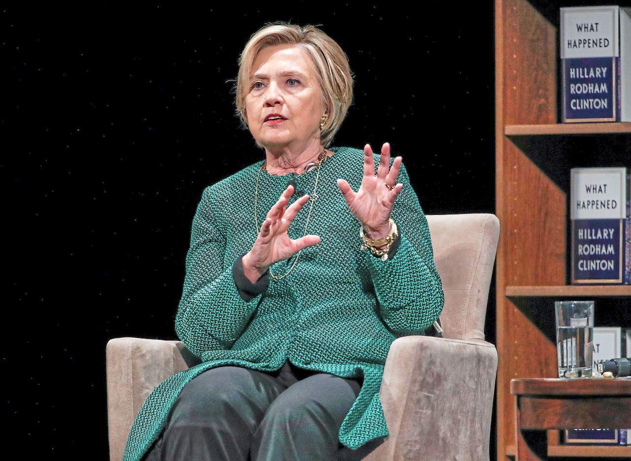 Dirigeants politiques Hilary Clinton Squash /& Toss