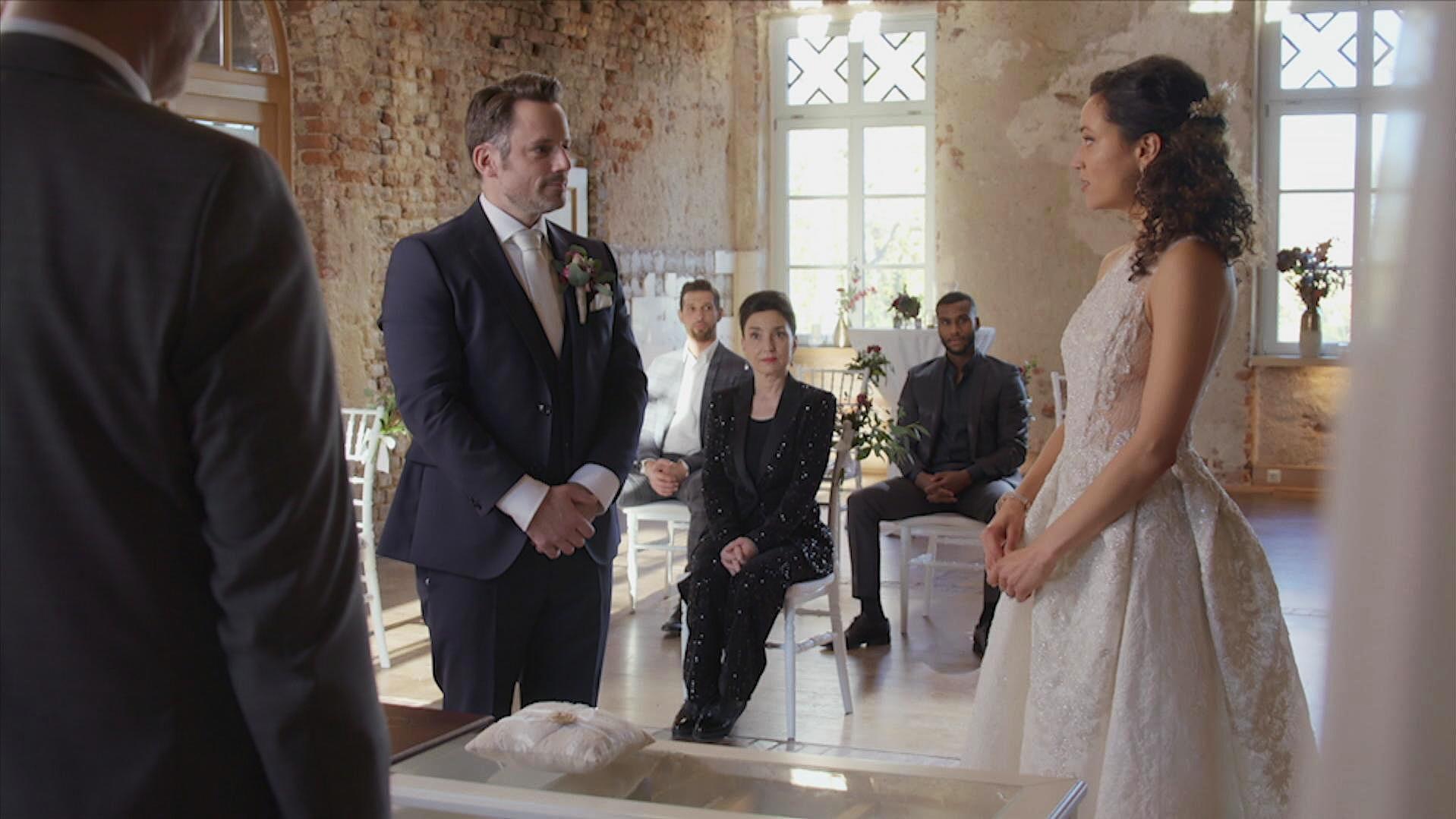 Awz Lasst Malu Die Hochzeit Mit Justus Platzen