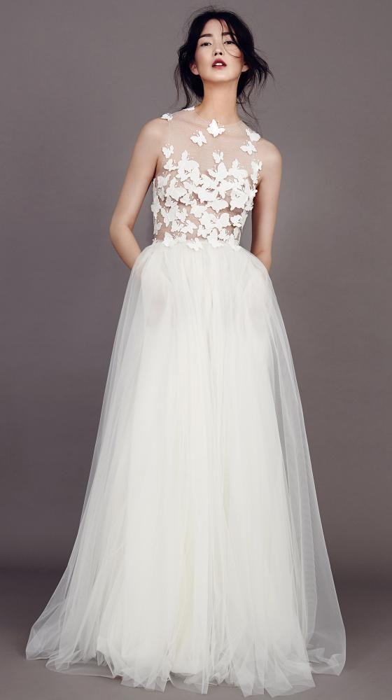 Brautkleider 2015 Die Schonsten Hochzeitskleider
