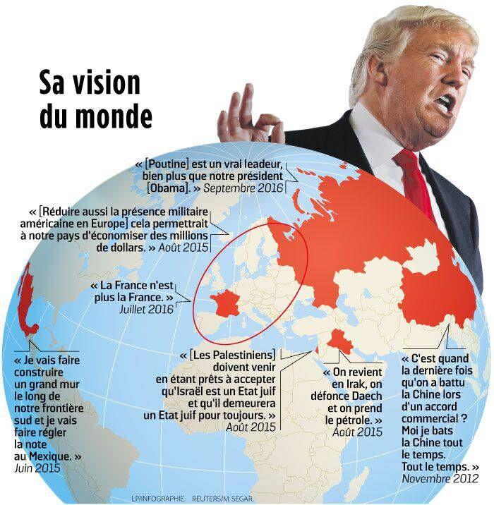 Election américaine : la première rencontre entre les « deux
