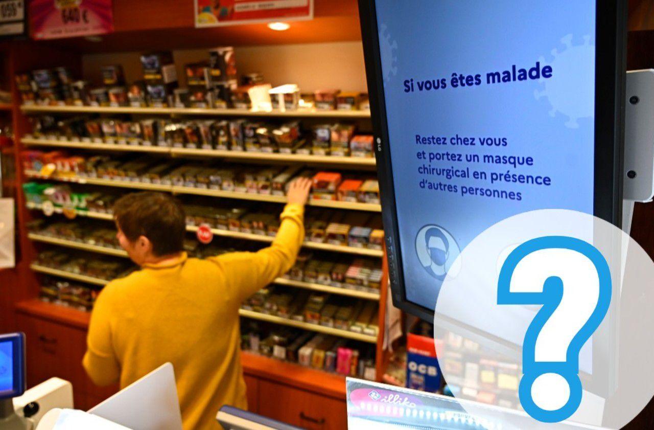 Coronavirus Les Bureaux De Tabac Seront Ils Tout Le Temps Ouverts Le Parisien