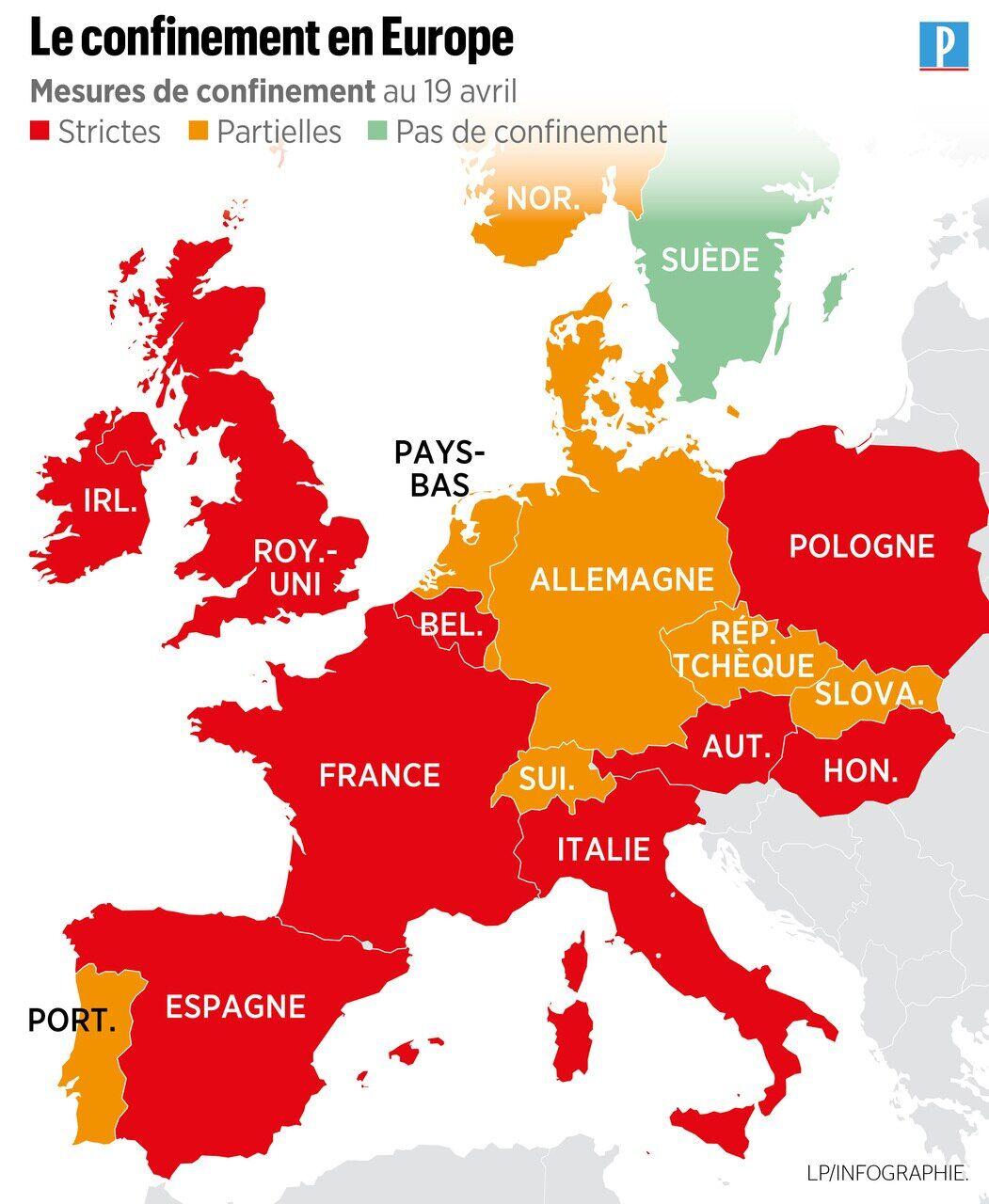 Coronavirus Comment Le Gouvernement Prepare Le Deconfinement Le Parisien