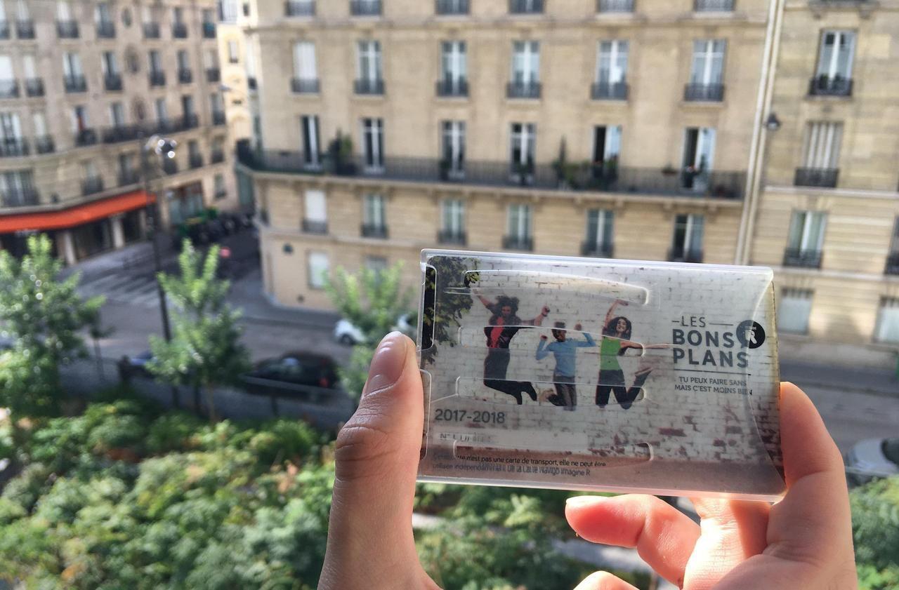 recharger carte imagine r Ile de France : carte Imagin'R, ces bugs qui énervent les parents