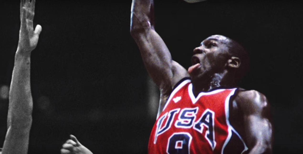 Un maillot des JO 1984 porté par Michael Jordan vendu 240