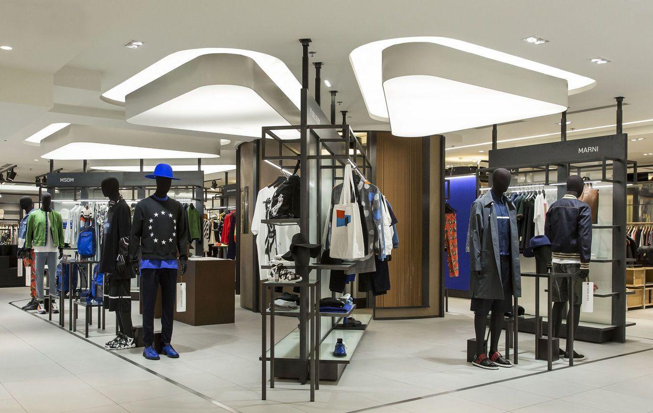 Le Nouvel Homme : la mode masculine aux Galeries Lafayette