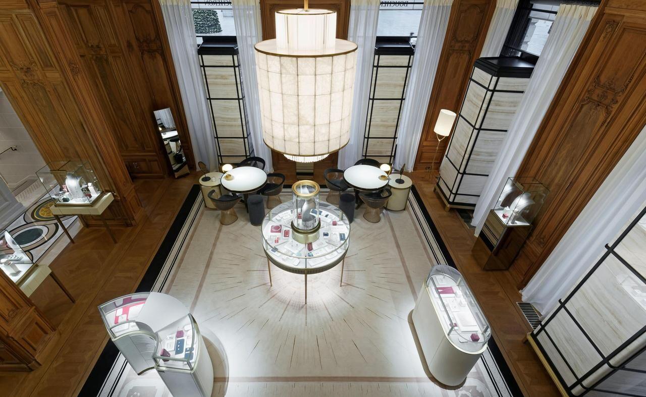 Paris : et si vous preniez un bain place Vendôme ! - Le Parisien