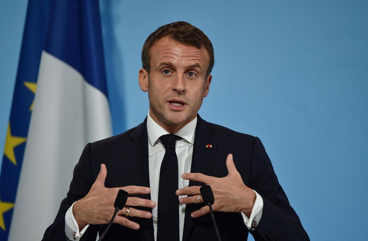Revenez» : l'appel de Macron à Platini Le Parisien