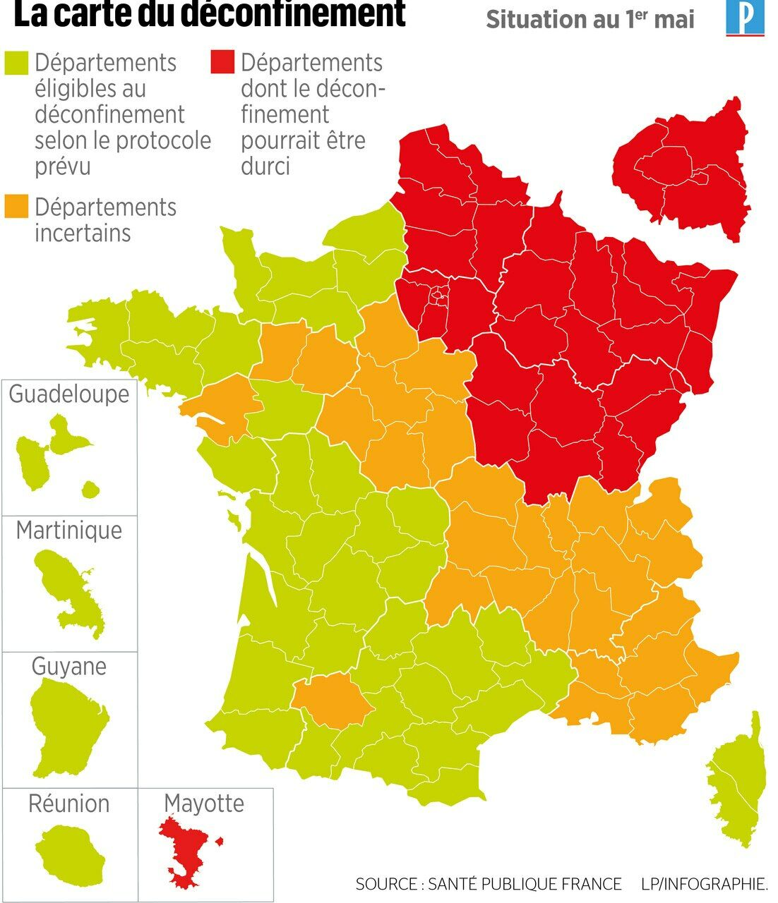 Coronavirus Mon Departement Est En Rouge Qu Est Ce Que Cela Implique Le Parisien