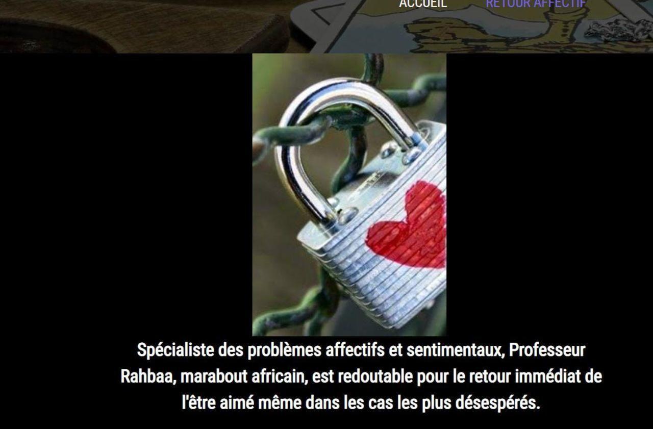 Ile De France Un Marabout Fait Au Moins Quatre Victimes Avec Sa Boite Magique Le Parisien