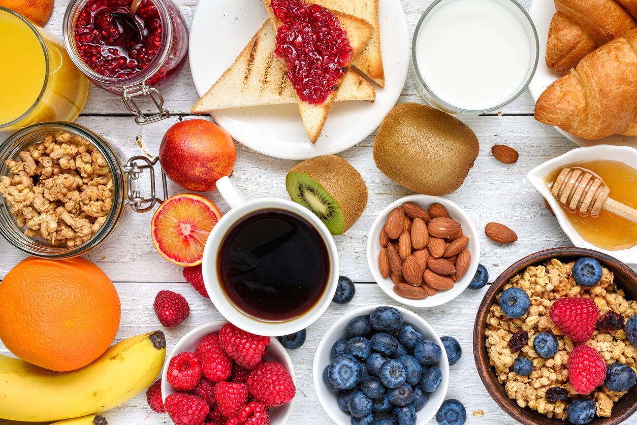 Alimentation Et Sante Quel Est Le Meilleur Petit Dejeuner Le Parisien