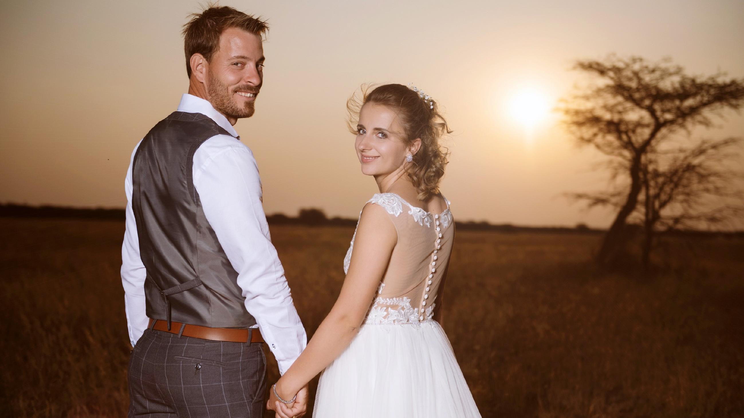 Bauer Sucht Frau 2018 Bei Tv Now Die Hochzeit Von Gerald Anna
