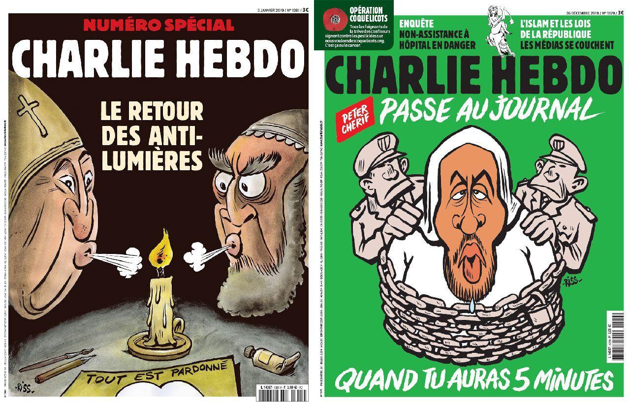 Quatre Ans Apres L Attentat Ou En Est Charlie Le Parisien