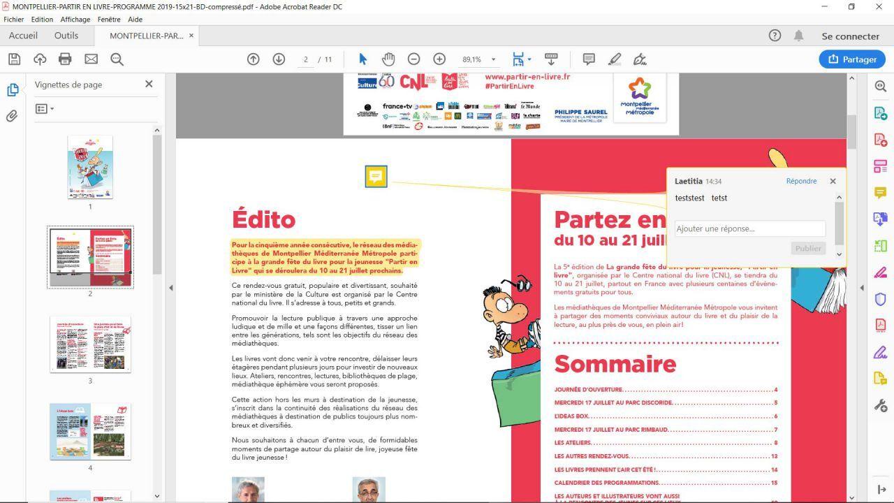 Des Outils Pour Lire Editer Ou Convertir Vos Fichiers En