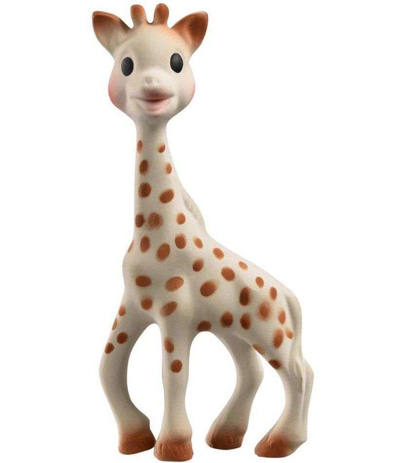 La Mauvaise Surprise De Sophie La Girafe Le Parisien