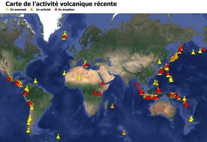 Interactif Du Pago Au Bardarbunga Un Siecle D Eruptions Volcaniques Le Parisien