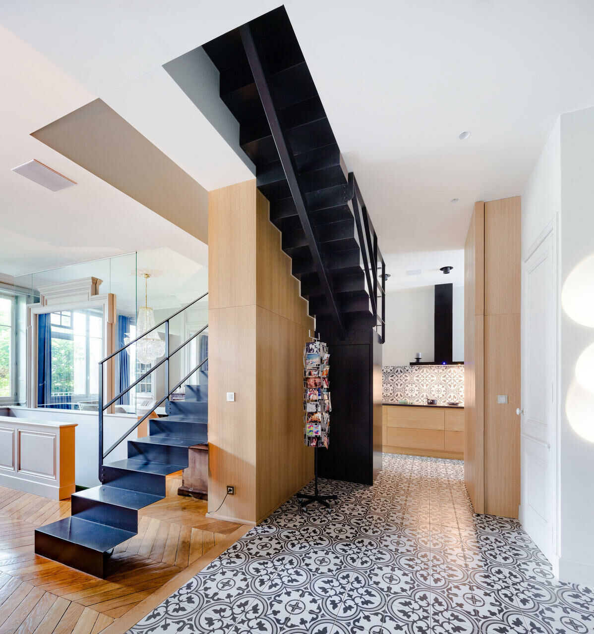 La Maison France 5 Les Idees De Stephane Millet Architecte