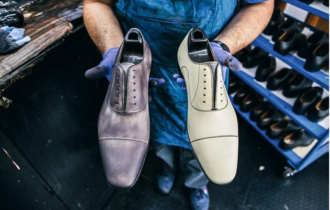 chaussures de séparation f99d2 cc675 Christian Louboutin : les secrets de fabrication de la ...