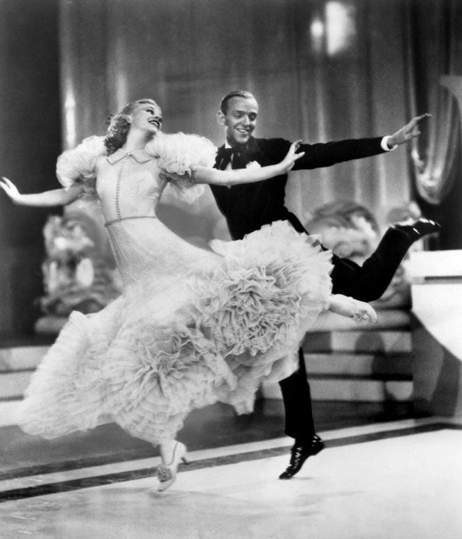 Fred Astaire Y Ginger Rogers Hacen Bailar Durante El Confinamiento Como Lo Hicieron En La Gran Depresion Gente El Pais