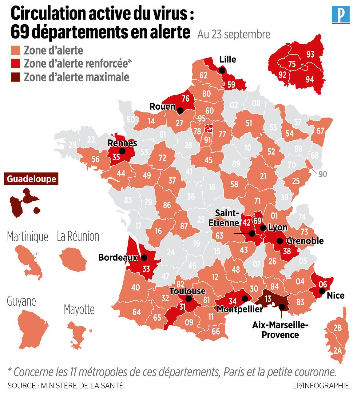 Covid 19 L Oise En Zone D Alerte Cela Rappelle Vraiment De Mauvais Souvenirs Le Parisien