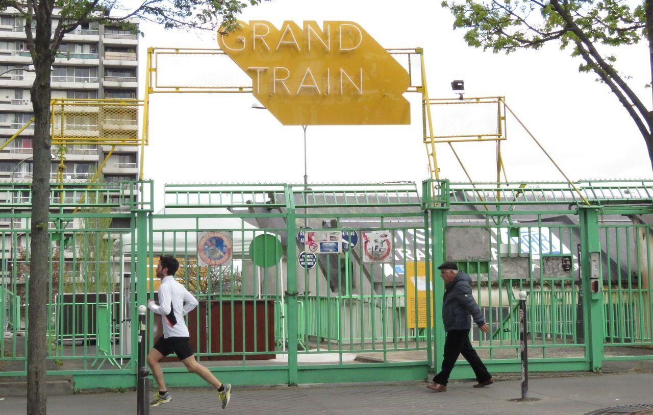Paris Le Bon Coin Ouvre Une Boutique à Grand Train Le