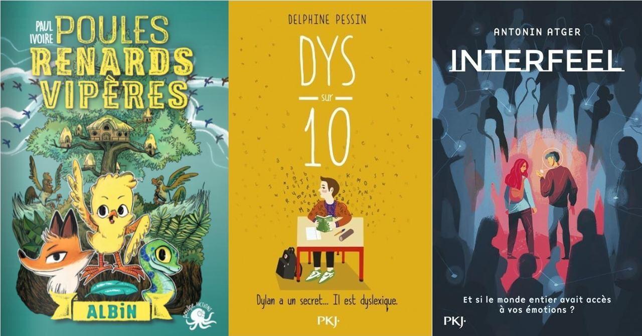 Notre Selection De Livres Pour Les 8 15 Ans Le Parisien