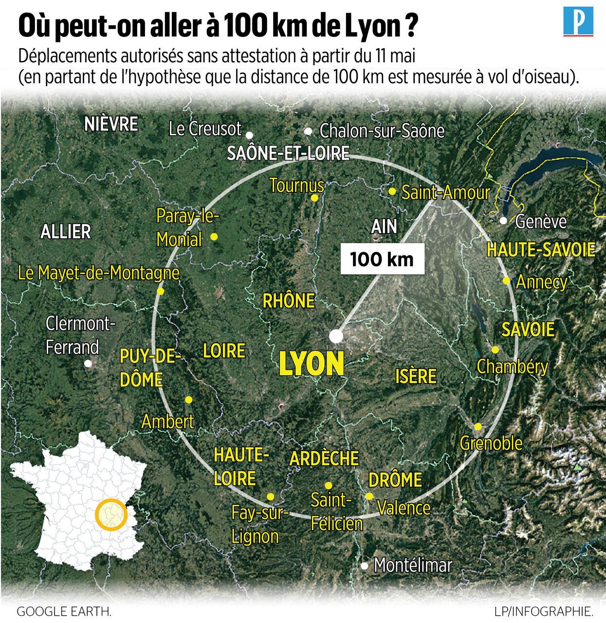 Deconfinement Le Nouvel Horizon Encore Flou Des Deplacements A Moins De 100 Kilometres Du Domicile Le Parisien