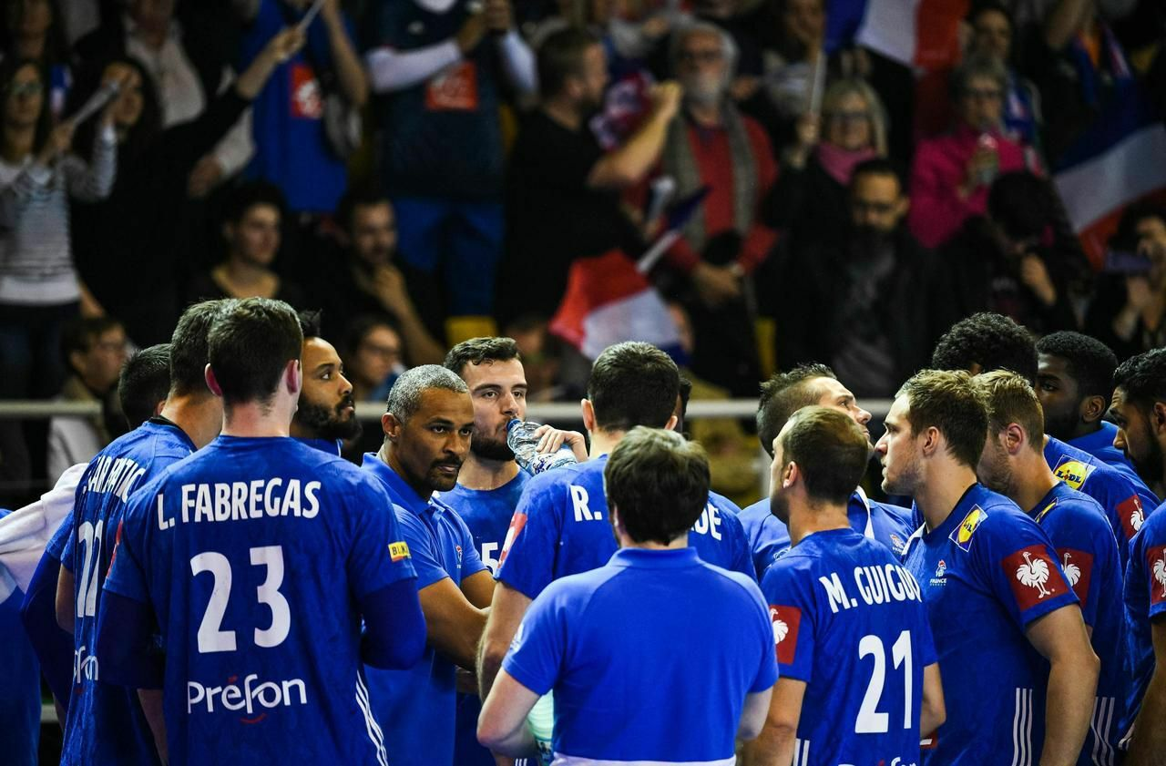 Handball : pour les Bleus, les JO de Tokyo sont encore loin