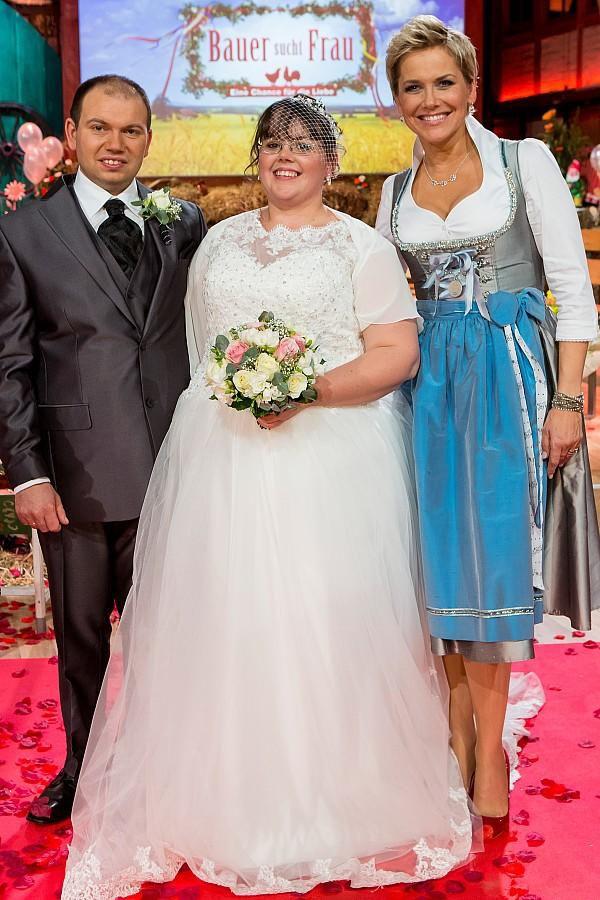 Bauer Sucht Frau Die Romantische Hochzeit Von Jenny Und Martin